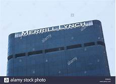 Merrill Lynch San Diego San Diego Merrill Lynch Offices Stock Photo Royalty
