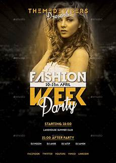 Fashion Show Flyers 16 Fashion Show Flyer Templates In Word Psd Ai Eps