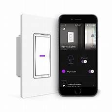 Homekit Dual Light Switch Idevices Idev0008 Wall Switch Wifi Smart Light Switch