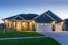 Floor Plans Of House Craftsman Home Plan With Open Concept Floor Plan