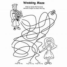 Free Printable Wedding Coloring Books Colouring Books