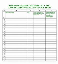 Inventory Form Excel 17 Excel Inventory Templates Free Sample Example