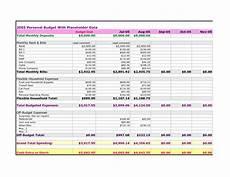 Spending Template Spending Plan Worksheet Excel Natural Buff Dog