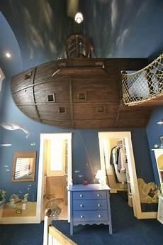 the ultimate pirate ship bedroom my modern met