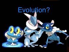 Pokemon Froakie Evolution Chart New Froakie Final Evolution Pokemon X And Y News Youtube