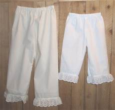 Pantaloons Size Chart Ladies Pantaloons Bloomers With Lace All Sizes