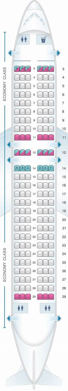 Alitalia Flight 631 Seating Chart Seat Map Allegiant Air Airbus A319 Map Delta Airlines