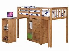 milo antique wax pine sleep station beds from fads