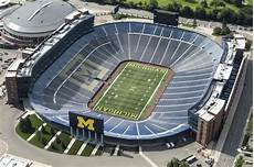 University Of Michigan Big House Seating Chart Quot Battle At The Big House Quot To Include Mona Shores Vs