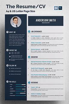 Creative Word Cv Templates Web Developer Cv Resume Template 68317