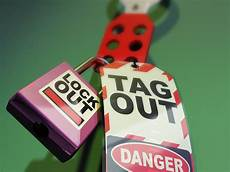 Lock Out Tag Out Lockout Tagout Procedure Self Checklist
