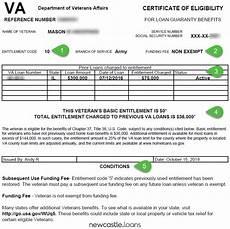 Va Dental Eligibility Chart How To Make Sense Of The Va Certificate Of Eligibility Coe