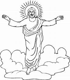 Easter Coloring Pages Printable Religious Easter Colouring Religious Easter Coloring Picture