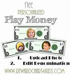 Money Template For Word Free Play Money Printable Template Instant Download