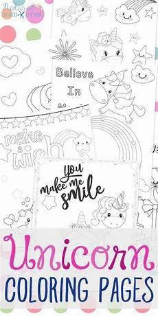 unicorn coloring pages free unicorn preschool theme