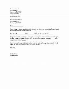 Insufficient Funds Letter To Customer This Customizable Letter Notifies A Customer That A Check