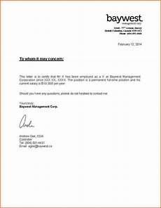 Exit Letter To Employer Important Documents Series Letter Of Employment Client