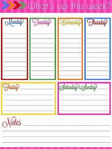 Todo Calendar Planner Ultimate Planner Notebook Add On Weekly Planner Printable