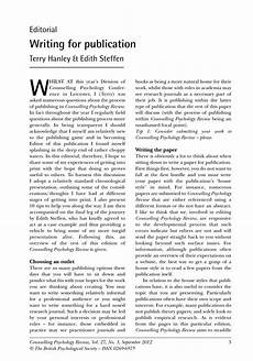 Example Of Editorial Essays How To Write An Editorial Essay About How To Write An