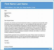 Free Letter Heading Cover Letter Template Free Download Contact Information