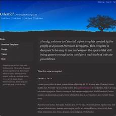 Celestial Template Celestial Template Free Website Templates In Css Html Js