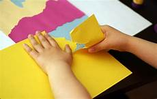 Torn Picture Creating Torn Paper Landscapes Make And Takes