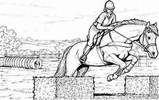 Ausmalbilder Pferde 38 Ausmalbilder Pferde Springen Besten Bilder