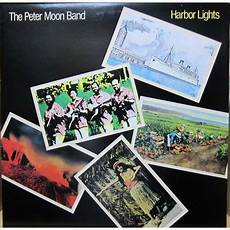 Harbor Lights Band Harbor Lights By Peter Moon Band Lp With Harryson Ref