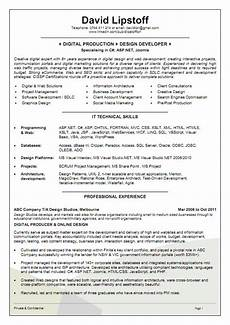 Resume Example Australia The Australian Employment Guide