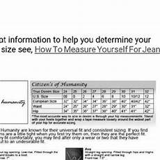 Citizens Jeans Size Chart Miss Me Miss Me Denim Size Chart From Andrea S Closet On