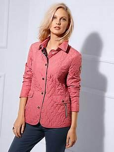 Basler Clothing Size Chart Basler Quilted Jacket Flamingo