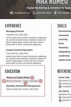Resume Tips 20 Expert Resume Design Ideas From A Hiring Manager