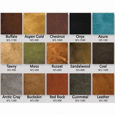 Stained Concrete Colors Chart Acid Staining Longhorn Epoxy Floors