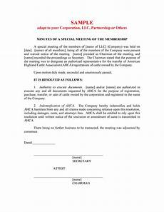 Sample Of Corporate Minutes 33 Professional Corporate Minutes Templates Word Pdf ᐅ