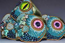 bead embroidery comes to with kinga nichols interweave