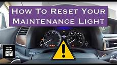 How To Reset Maintenance Light On Can Am Commander How To Reset The Maintenance Light On A 2013 2015 Lexus Gs