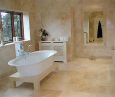 Travertine Bathrooms Project Showcase