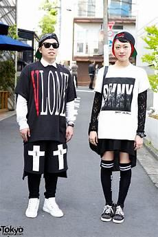 harajuku streetwear styles w traplord vlone givenchy