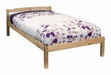 single bed pine 3ft single bed wooden frame ebay