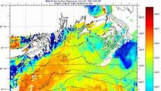 Sst Charts Rutgers Trolling For Bluefin Tuna With Sand Eel Imitation Spreads