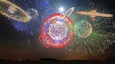 Cool Firework Designs New Years 2013 Synchronized Epic Music Heart Of Courage