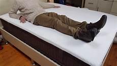 inofia king size memory foam mattress review