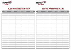 Chart For Recording Blood Pressure Readings Blood Pressure Chart By Age Printable Calendar Templates