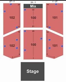 Chumash Casino Concerts Seating Chart Seneca Niagara Events Center At Seneca Niagara Resort