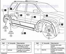 Ford Fiesta 2008 User Manual