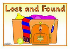 Lost And Found Sign Lost Property Lost And Found Signs Sb7842 Sparklebox