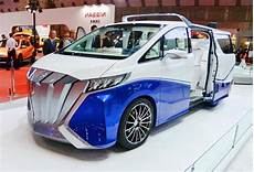 toyota 2020 new concepts in 2020 toyota alphard redesign concept toyota models