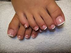 French Tip Toe Designs Pedicures Just Got Better With These 50 Cute Toe Nail Designs