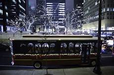 Chicago Lights Trolley Byob Holiday Lights Trolley Events With Benefitz
