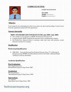 resume format for job interview free download m pharm job resume format sample resume format first